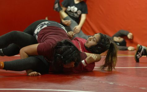 The Girls Are Ready To Kick Off Their First Wrestling Season