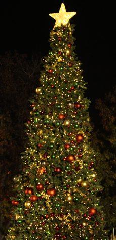 Downey's Tree Lighting and 60th Anniversary
