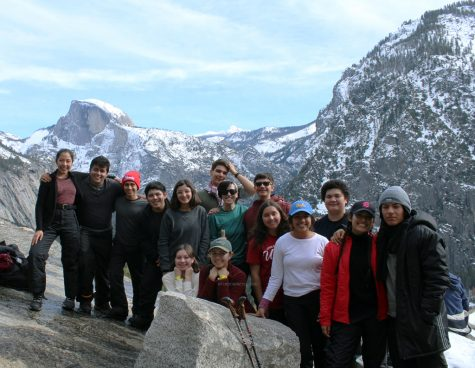 AP Environmental Science's Trip to Yosemite