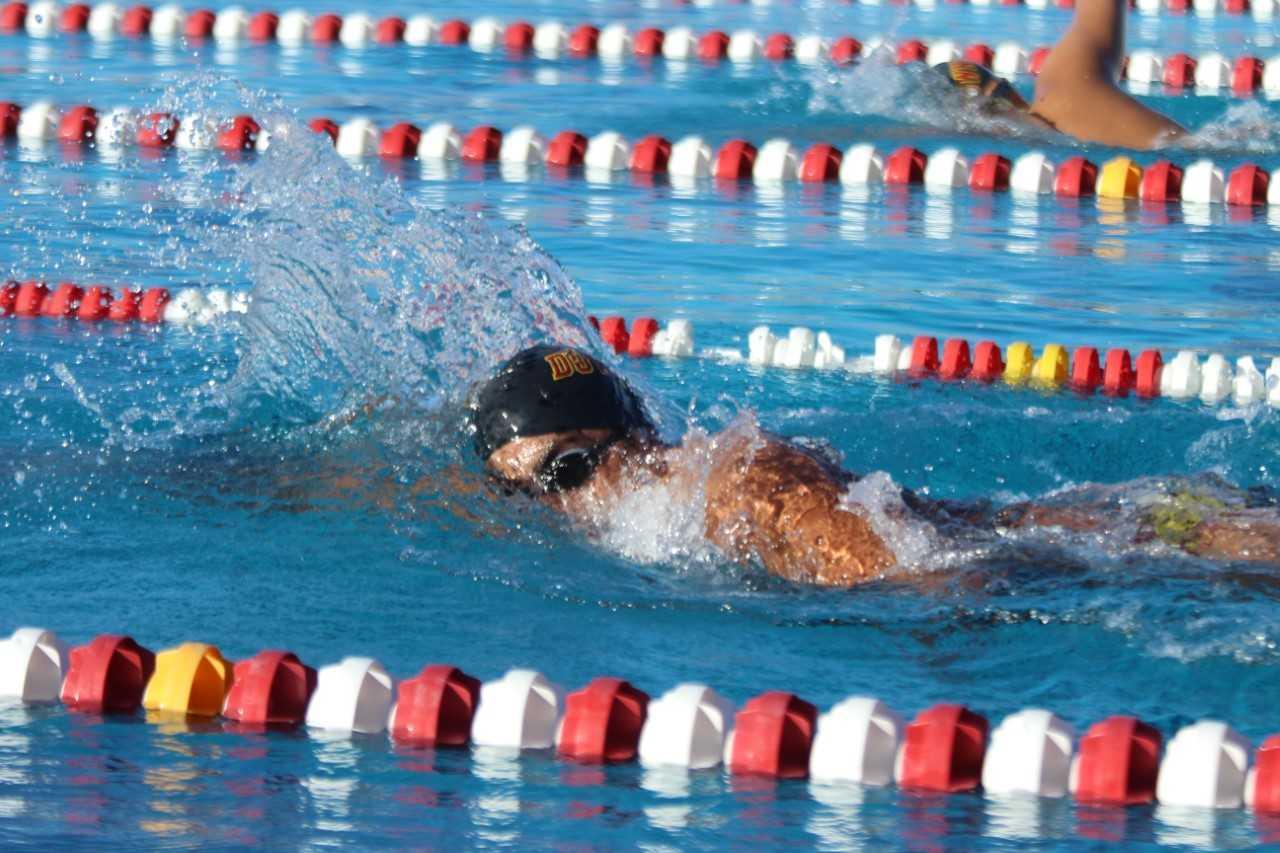 Swim Meet (David Salazar)