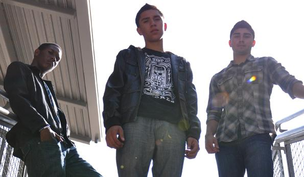 New coming hip-hop sensation Royal Dynasty made an extraordinary outbreak in Downey High School, the trio includes Jamiah Lindsey and Gabriel Estrada and Robert Molina. Dynasty debuted at the fall sports rally and plans to perform at various school events.