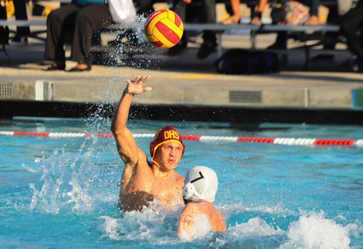 Boys water polo pummels Obispo in CIF