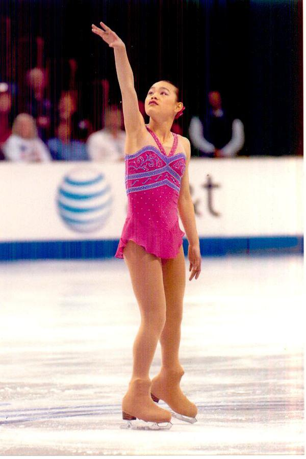 The Michelle Kwan of this generation