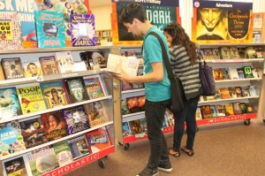 First book fair opens
