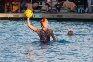 Girls Water polo defeated by Lakewood 7-8