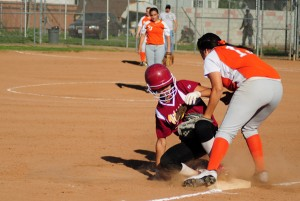 A homerun victory for softball
