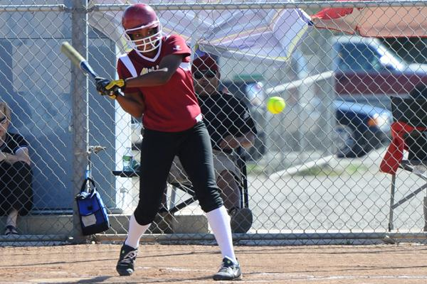 Softball prevails against Sonora