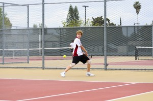 Boys' Tennis 2011