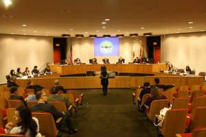 City council reaches out