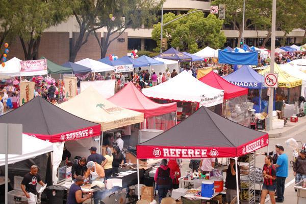 Downey Street Fair