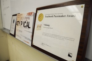 Yearbook wins NSPA Pacemaker Award