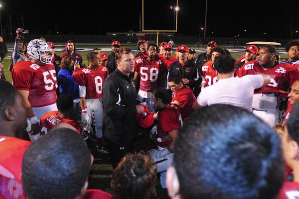 West faces east in 605 all-star football game