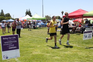 Relay for Life: DHS helps out once again