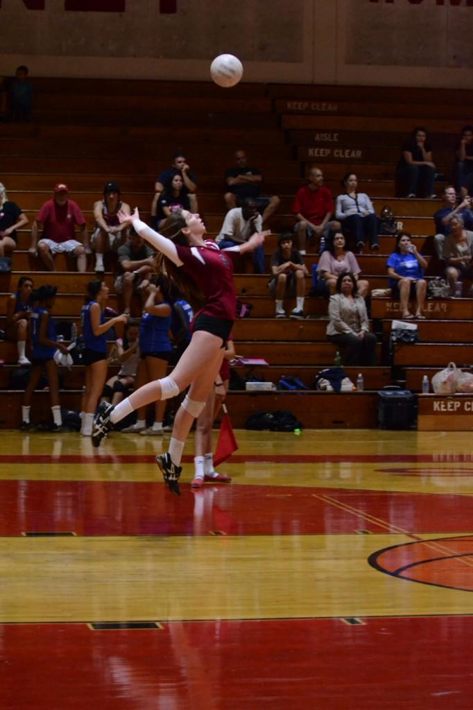 Girls+volleyball+dominate+La+Habra+Highlanders