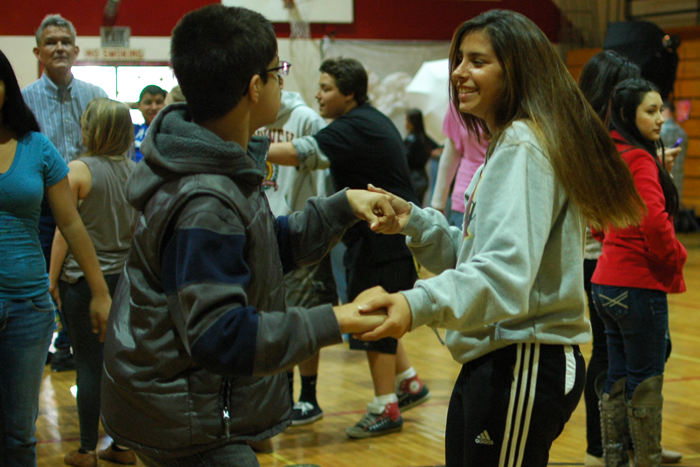 DHS Amigos dance unites education