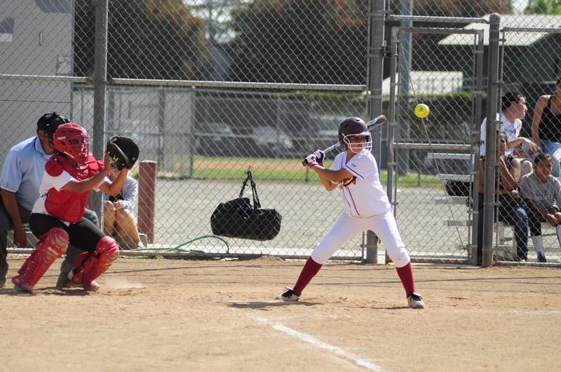 Varsity softball annihilates Dominguez