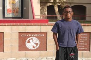 Five Questions with Terrell Donaldson