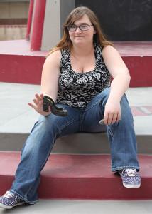 Five Questions with Regina Leedy
