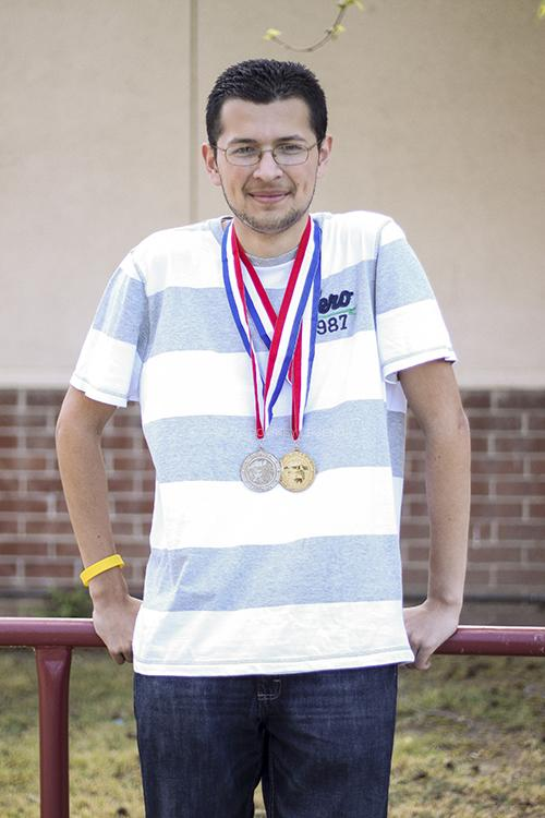 During the Skills USA state competition, junior Francisco Flores won gold for Quiz Bowl and silver for engineering in San Diego from April 4 to April 7. As a gold medalist for the Quiz Bowl, Flores will be participating at Nationals in Kansas, Missouri.