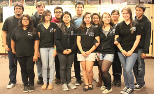 """On April 17-21, Downey Jazz Choir took a trip to New York for an opportunity to learn from professional instructors. """"Everyone there taught us something,"""" Jose Padilla, 12, said. """"We learned different techniques on how to sing, swing, and work with other groups."""""""