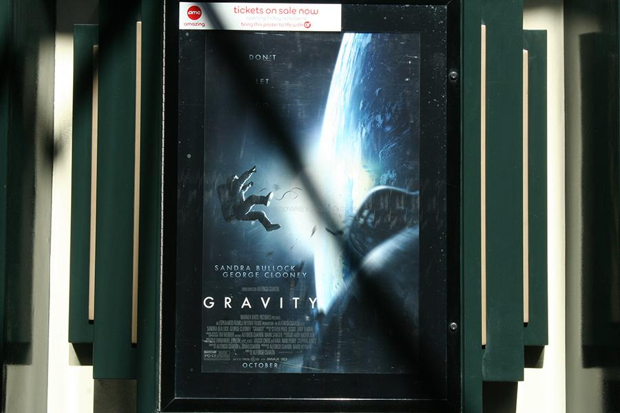 On+Friday%2C+October+4%2C+the+movie+Gravity+came+out+in+local+theaters.+The+thriller+film+follows+astronauts+stuck+in+space+working+together+to+survive.