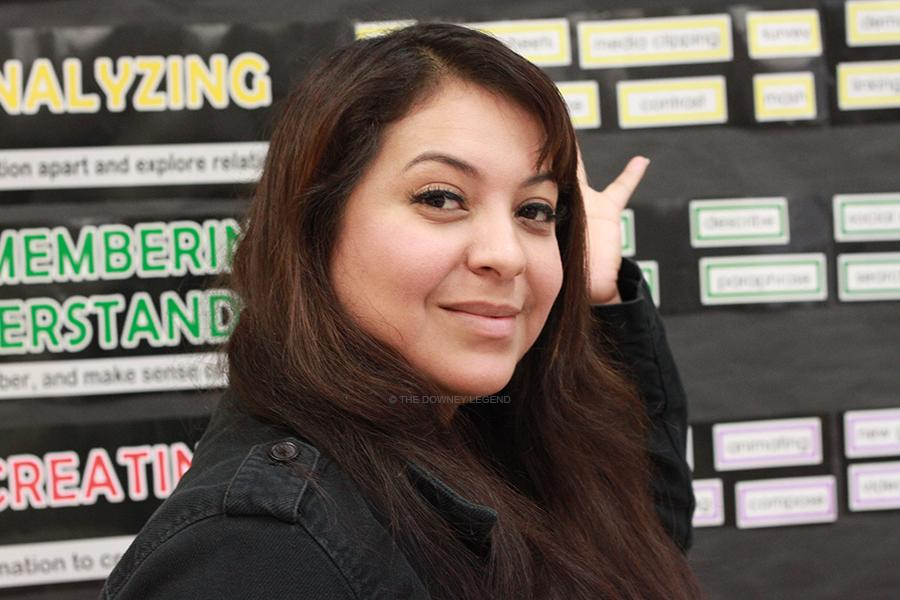 5 Questions with Ms. Flores