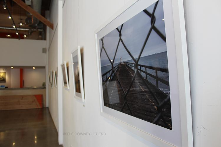 """On Feb. 20, photographer Steve Clouse displays his work on the walls of the Stay Gallery during his solo exhibit. """"In July 2012, I gave up my career and permanent residence in Austin, TX to travel the United States,"""" Clouse said."""