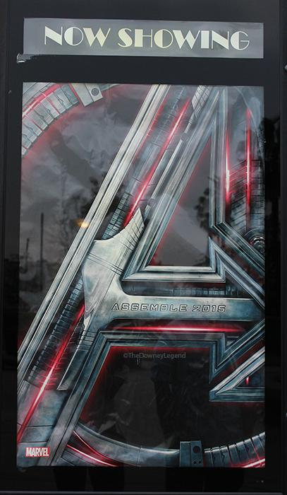 On Friday, May 1, Avengers: Age of Ultron begins to show in theaters at the local Krikorian theatre in Downey. The group takes on a new villain named Ultron, created by Tony Stark, after trying to use technology to help the Avengers.