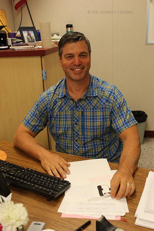 5 Questions with Mr. Warhurst