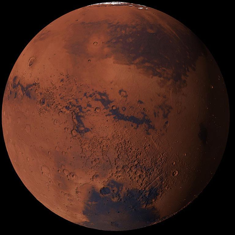 Water+on+Mars