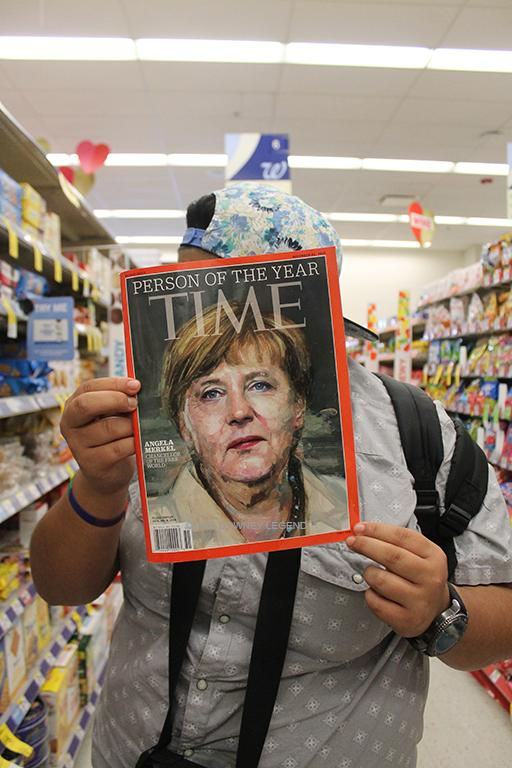 Dec.+9%2C+2015+TIME+magazine+released+their+person+of+the+year%2C+Chancellor+of+Germany%2C+Angela+Merkel%2C+for+her+various+accomplishments+in+2015+such+as+accepting+refugees+.+A+painting+of+Merkel+covers+the+TIME+magazine%2C+announcing+Person+of+the+Year.
