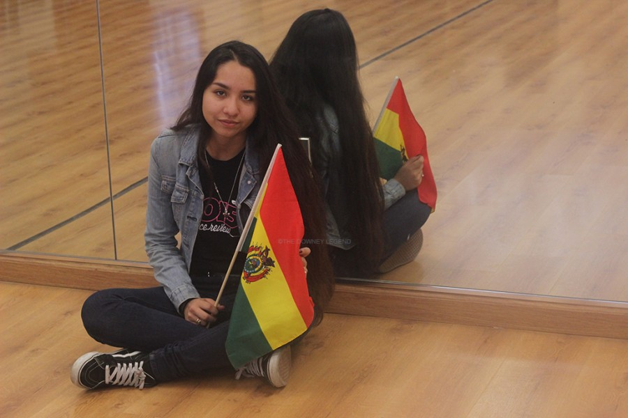 Dancer Lucia Ruiz, 12, finds herself able to vote in Bolivia, and shares the importance of being an active citizen here and in her home country.