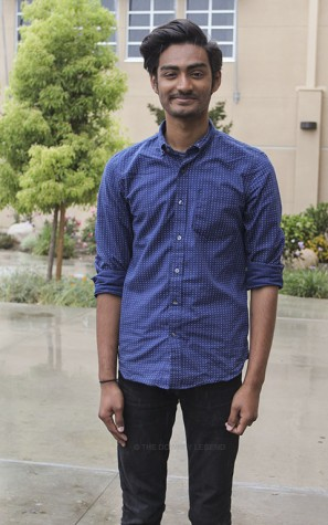 Freshman in college in Pakistan, Syed Hussin is now a junior in high school; Hussin is now studying here at Downey High School on a Visa his family applied for when he was 4 years old.