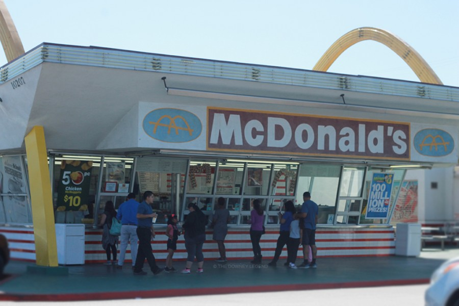 It's been 63 years since their opening, but the world's oldest McDonald's confirmed that they are going to build a drive-thru in the future. Normally, customers would have to walk in front of the restaurant and place their orders, but later on they'll be able to stop by with their vehicles and place their orders for employees to take orders faster.