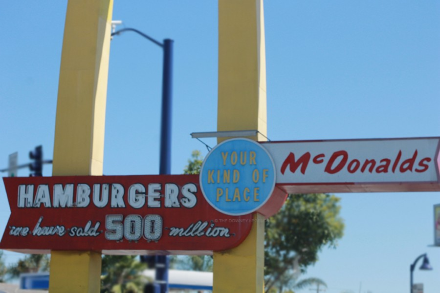 Being the oldest that still exists to this day, and selling over 500 million hamburgers since 1953, the Downey McDonald's is finally getting a drive-thru. This McDonald's has been located in the corner of Lakewood Boulevard in the city of Downey for many years.