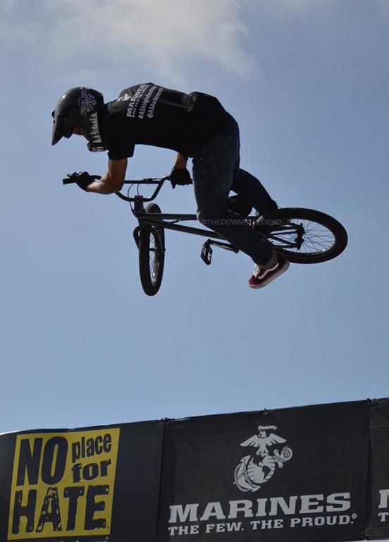 By using their action sports to spread awareness of bullying, ASA has been touring schools for sixteen years to help out by bringing professional BMX and X-Games riders with them.