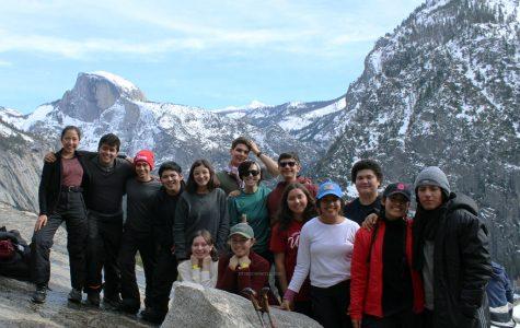 AP Environmental Science's Trip to Yosemite
