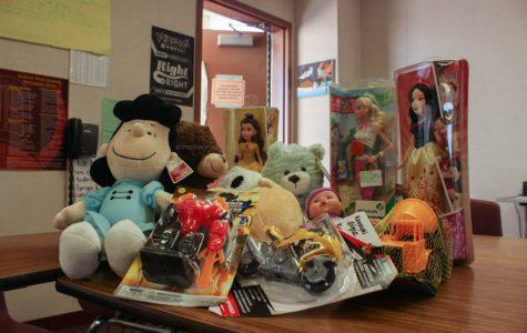 Mrs. Cubas's Toy Drive