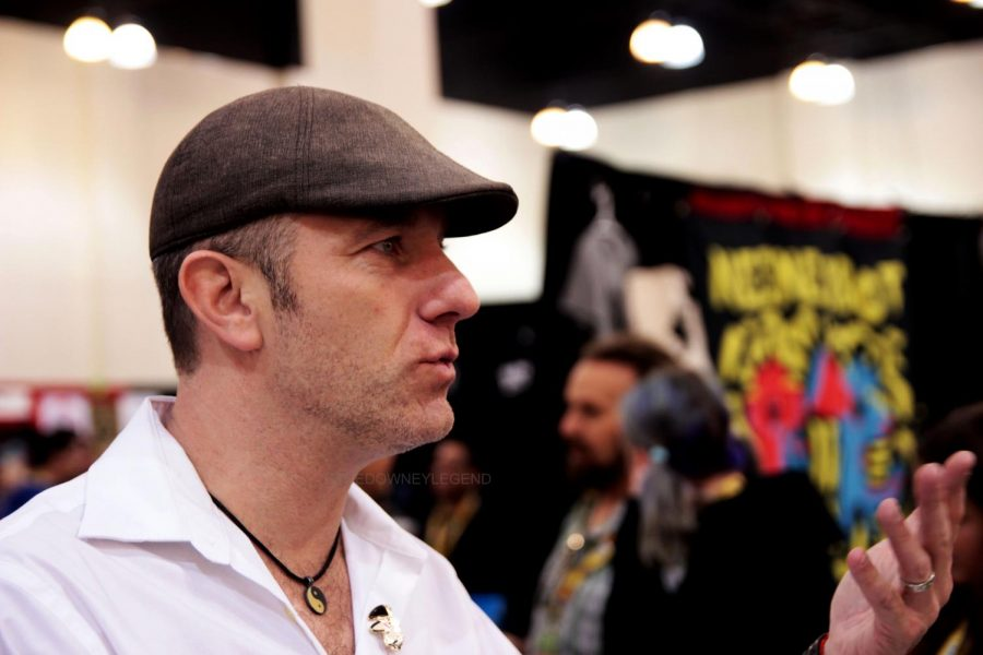 """Stephen Silver, an animator of Kim Imposible, offers his advice and his wisdom to those who are trying to break into the animation industry. """"When I first started in the animation industry, I did not know if I was good enough to be an animator,"""" Silver said, """"but at the end, I realized that I can be good enough, if I started showing confidence in myself and my artwork."""""""