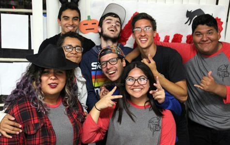 YAWP Club's  Halloween Art Show