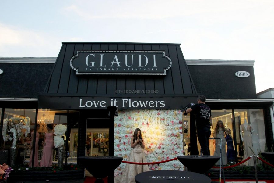 Glaudi's Clothing boutique has created dresses for multiple designers and is taking her collection on the road for Paris Fashion Week which includes doing a photoshoot with a photographer from Vogue. Johana Hernandez graduated DHS in 2004 and was part of the school's fashion club.