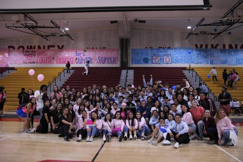 ASA Entertainment visits Downey High