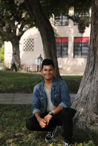 Photo of Andrew Vega