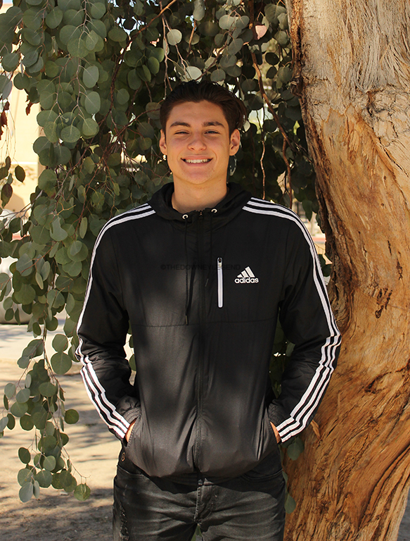 """Senior and Cristiano Ronaldo fan, Tristan Lugo, believes that the accusations of rape made against him are false and likely a scam to take Ronaldo's money.  He feels that it would not be fair for Ronaldo to be suspended from playing solely based on allegations. """"I think that unless there is solid proof and it's taken to court and he's found guilty,"""" Lugo said.  """"He should not be guilty until proven innocent."""""""