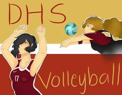 Downey Girls Volleyball is Back