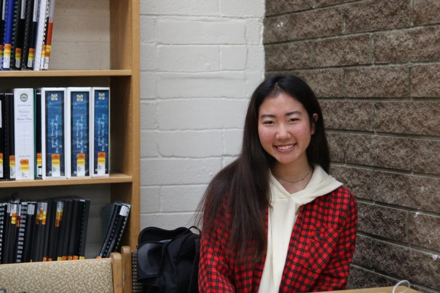 """Senior Eunice Han is devastated that she has nowhere to go after school during the City Library's renovation. """"I was caught very off guard because I didn't expect the library to go under construction all of the sudden,"""" Han said. """"I live so far so I'm still not sure what to do, or where to go."""""""