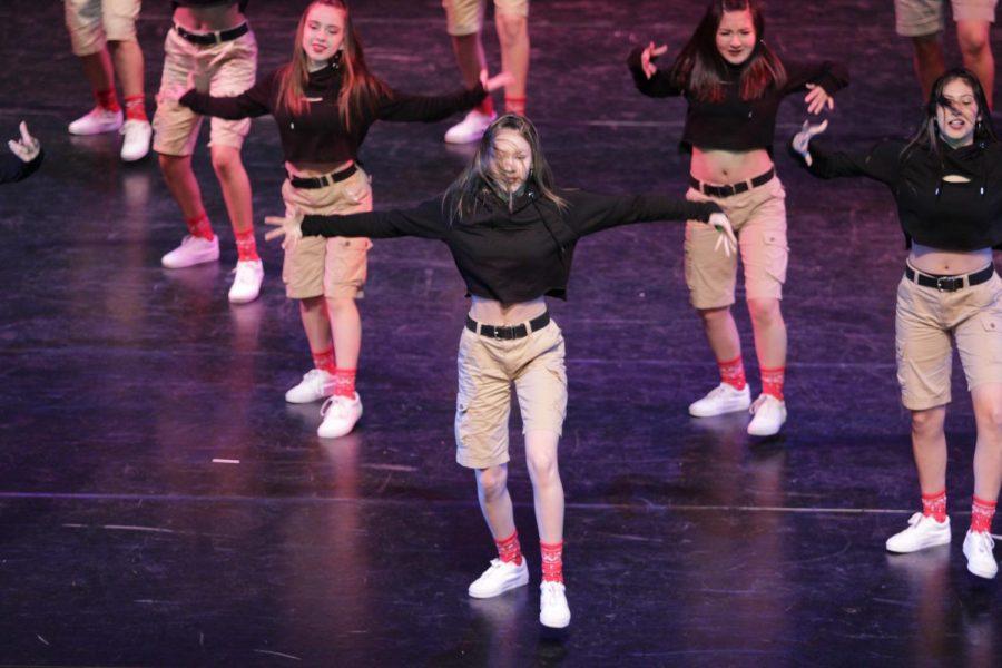 Downey Dance Holds TLC fundraiser