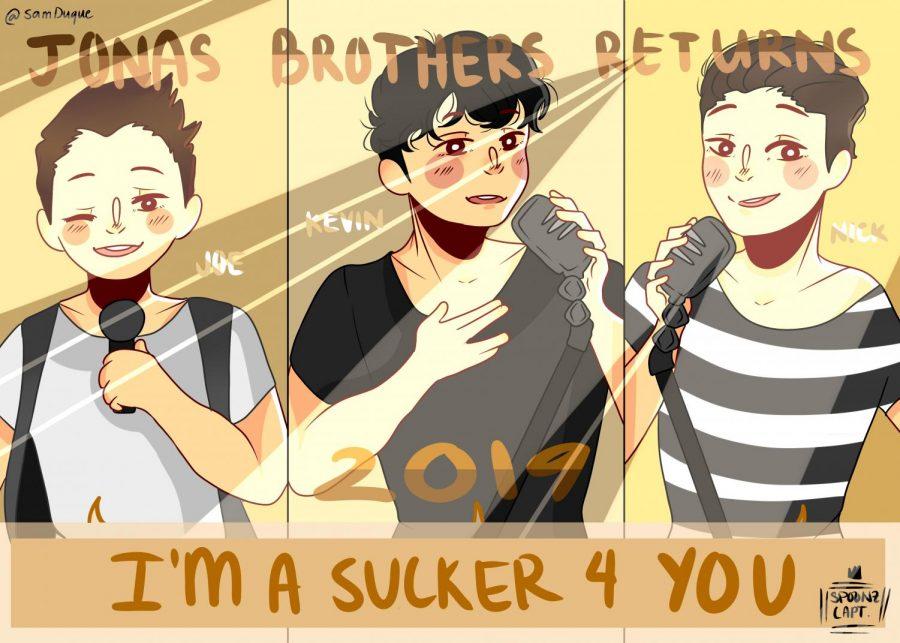 Jonas Brothers Reuniting