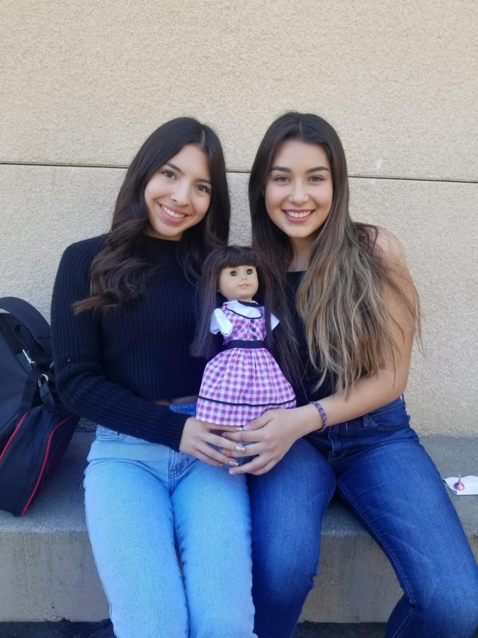 "The AP Psychology program had a project where students, such as Valeria Gomez, 12, must create a baby out of a 2-liter bottle and use it to create a baby album correlating with child development and tells about her favorite moment with this project. "" A few days before the project was due I jokingly said, ""let's rip off the head of my doll and just put it on our bottle"