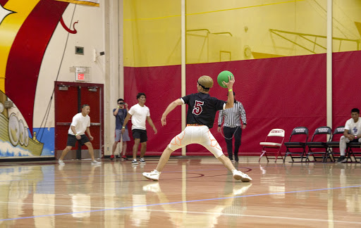 """Downey High School's baseball team participated in the annual Dodgeball tournament on March 29, Noah Ortega, 12, gives his insights. """"I had lots of fun, especially since I was getting a couple of guys out on my own and I was always one of the last players standing."""" Ortega said. """"There were some bad calls but I had fun."""""""